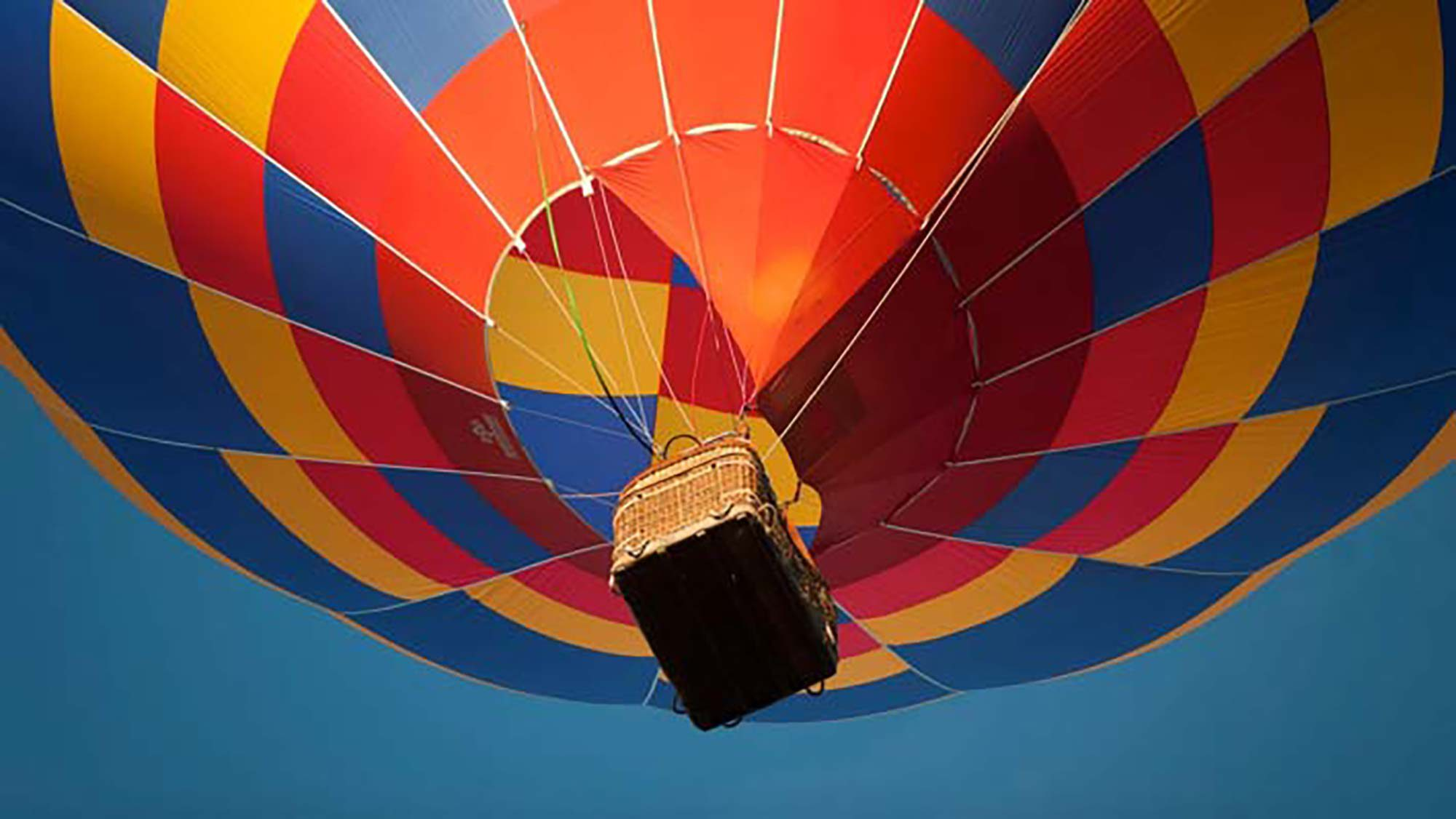 Foto de globo aerostático